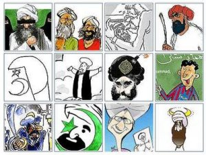 Cartoon Depictions of the Prophet Mohammed