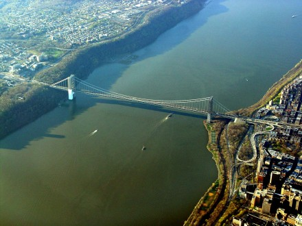 The George Washington Bridge in NY. How many suicides are attempted or committed here annually? Can you name more than one?
