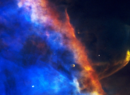 Image by NASA and STScI from the Hubble website