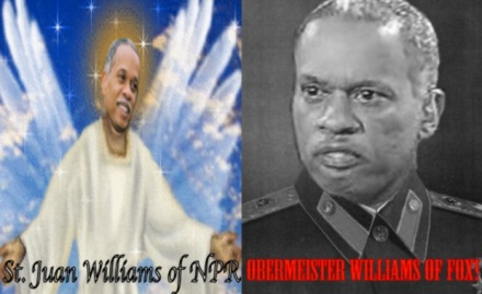 From Saint to Sinner - Juan Williams
